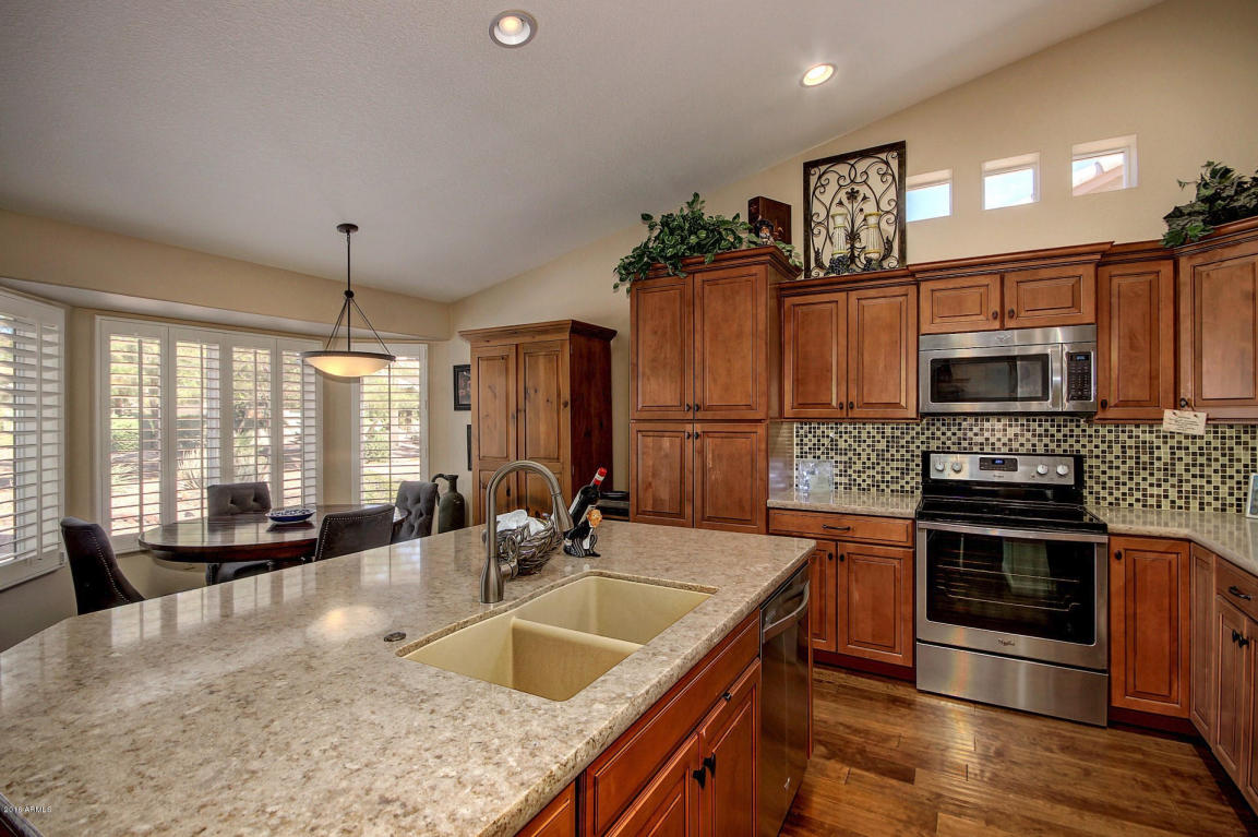 How to buy a fixer upper - Updated Kitchen With Granite Counters